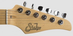 Suhr ClassicPro 2016 SSS Sonic Blue Rosewood Neck